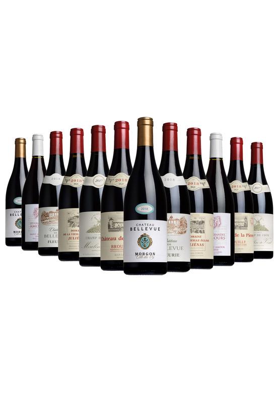 The Beaujolais Taster Case