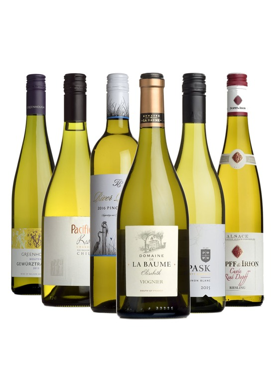 Great Grapes: The Whites