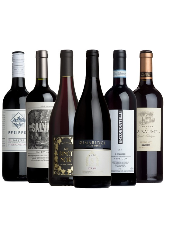 Great Grapes: The Reds
