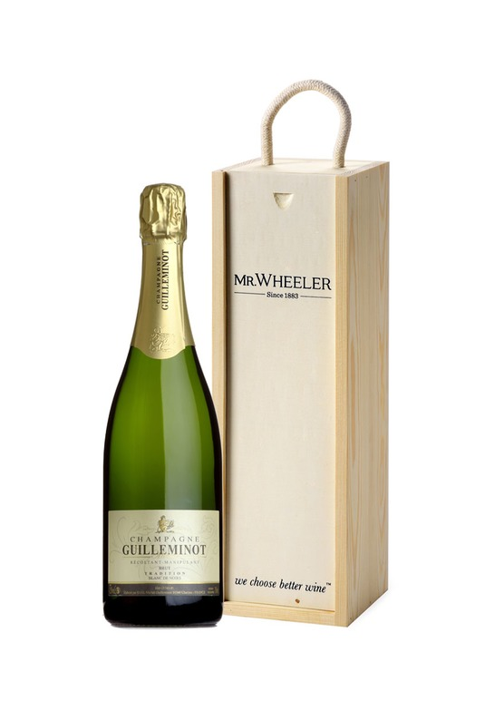 Guilleminot Champagne Gift Box