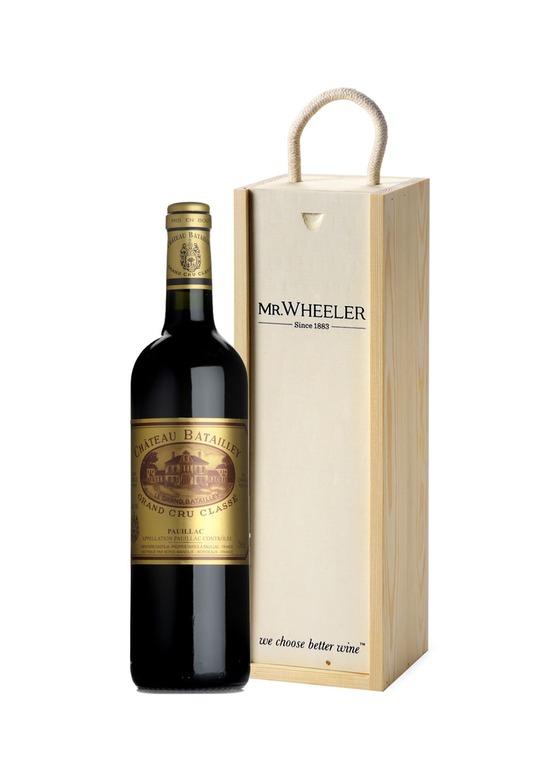 Cru Classe Bordeaux Red Wine Gift Box