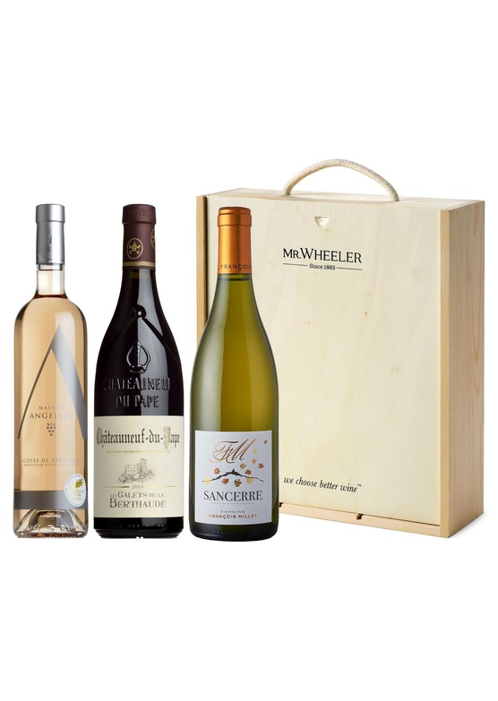 Top French Trio Gift Box