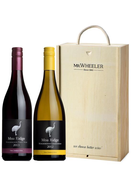 Family Vineyards Duo Wine Gift Box