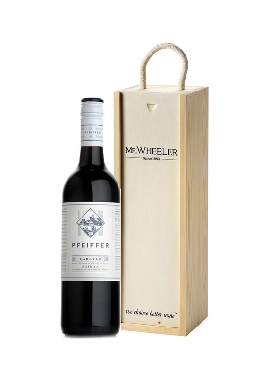 Carlyle Shiraz Red Wine Gift Box
