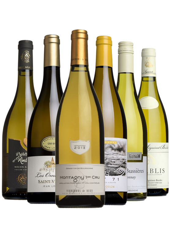 Delicious White Burgundy Mixed Case