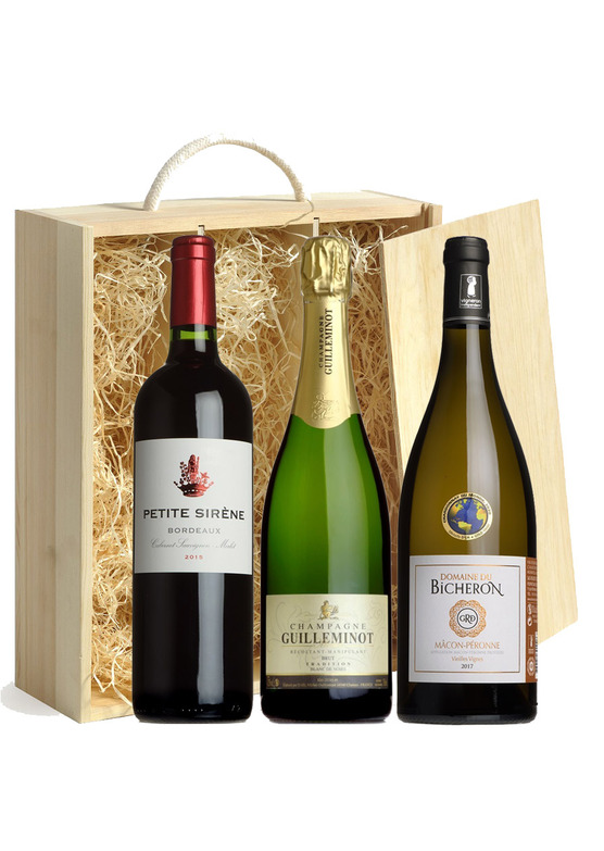 Vineyards' Classic Gift Trio