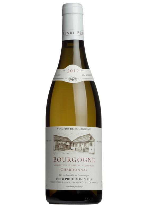 2017 Bourgogne Chardonnay, Henri Prudhon