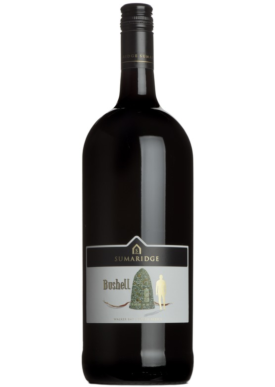 2015 Bushell Red Blend, Sumaridge Estate, Upper Hemel-en-Aarde (Magnum)