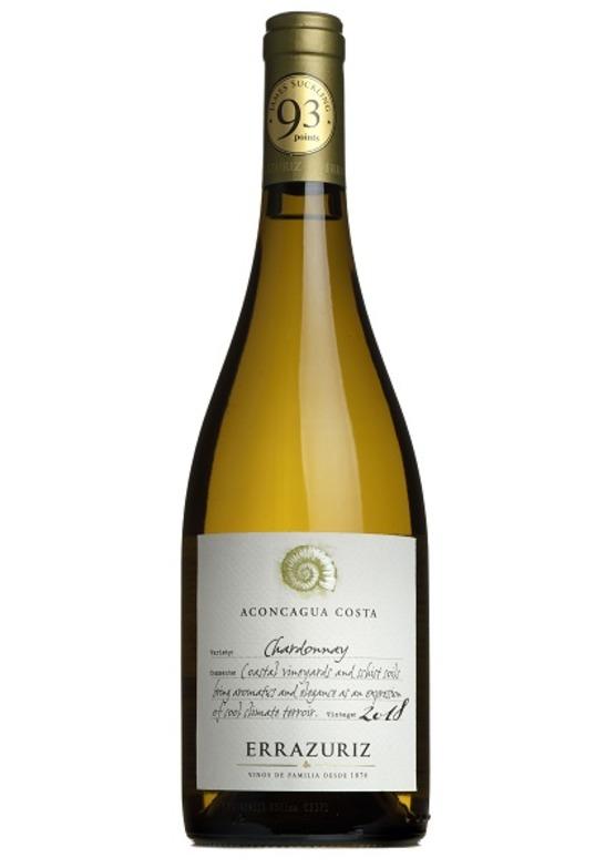 2018 Aconcagua Costa Chardonnay, Errazuriz