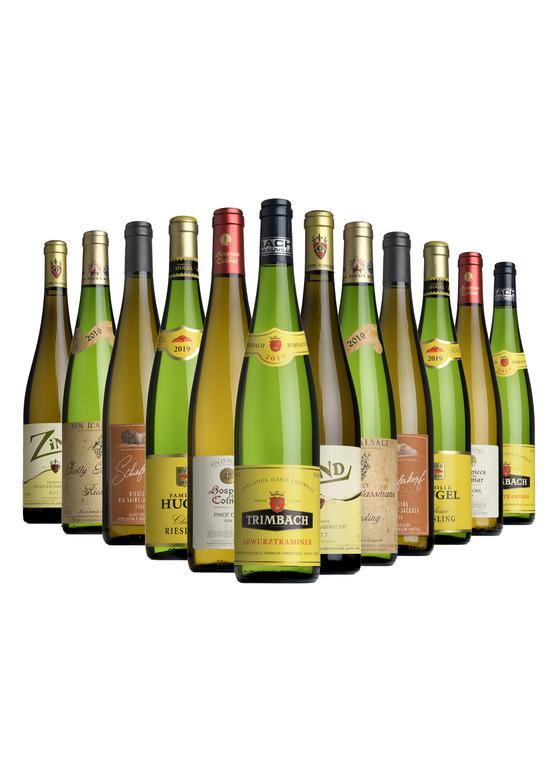 Alsace Mixed Case