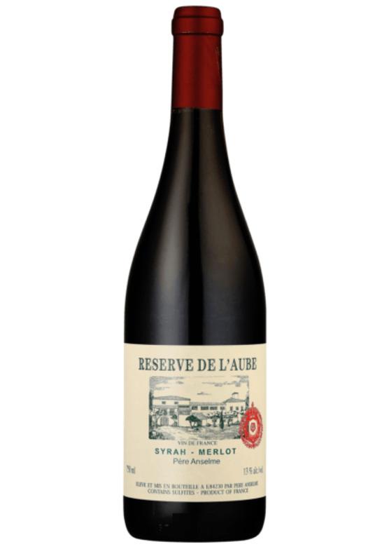 Reserve de l'Aube, Père Anselme, Vin de France 2017