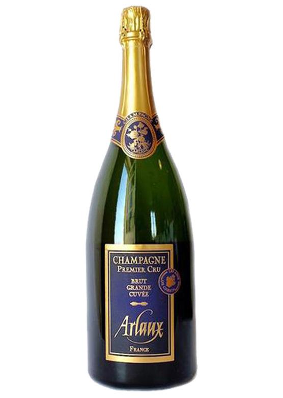 Grande Cuvée, Champagne Arlaux (magnum)