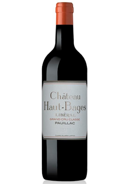 2018 Château Haut-Bages-Libéral, Cru Classe, Pauillac