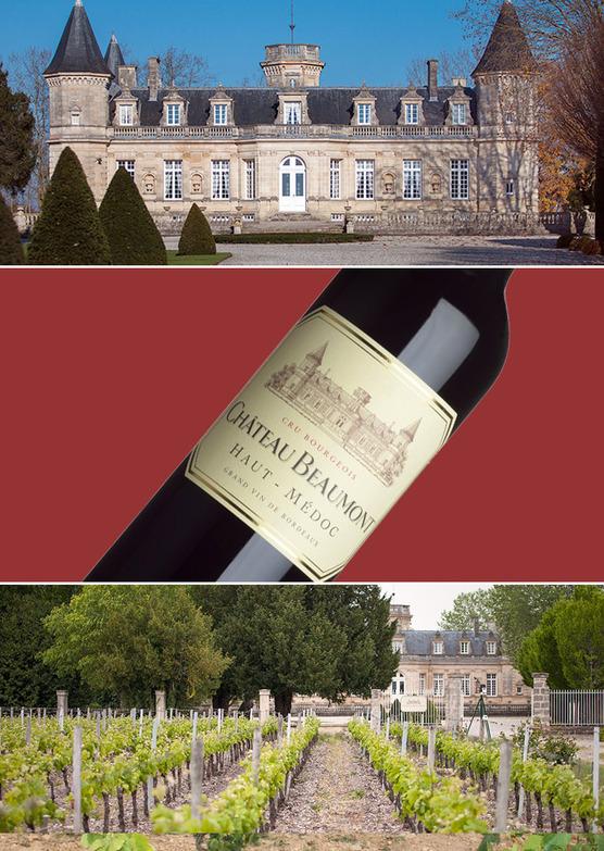 Château Beaumont, Haut-Medoc 2020