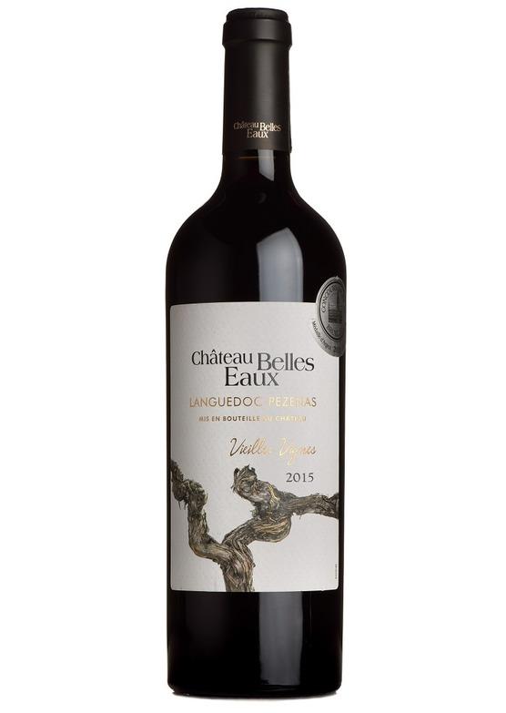 2015 Languedoc-Pézenas 'Vieilles Vignes', Château Belles Eaux