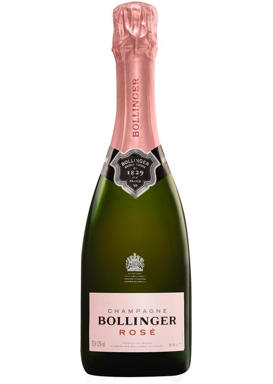 Rosé Bollinger, Champagne