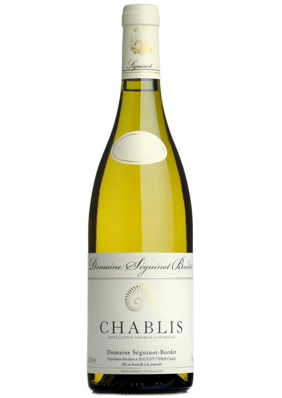 2019 Chablis, Domaine Séguinot-Bordet