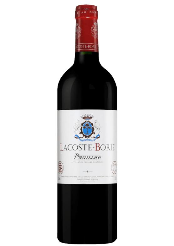 Lacoste-Borie, Pauillac 2020