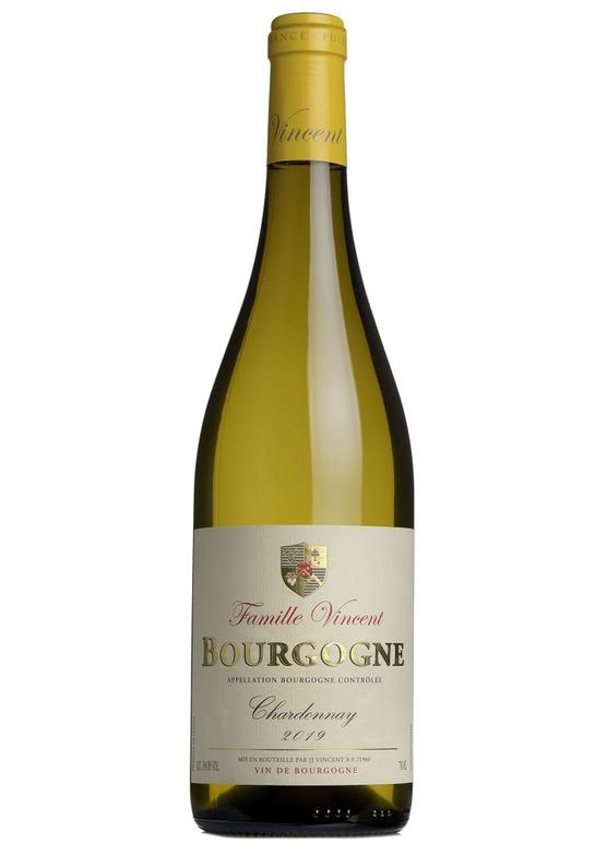 2019 Bourgogne Chardonnay, Famille Vincent