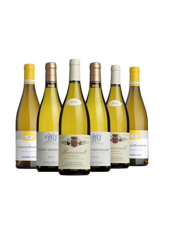 2016 White Burgundy Mixed Case