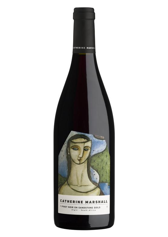 2019 'Sandstone Soil' Pinot Noir, Catherine Marshall, Elgin
