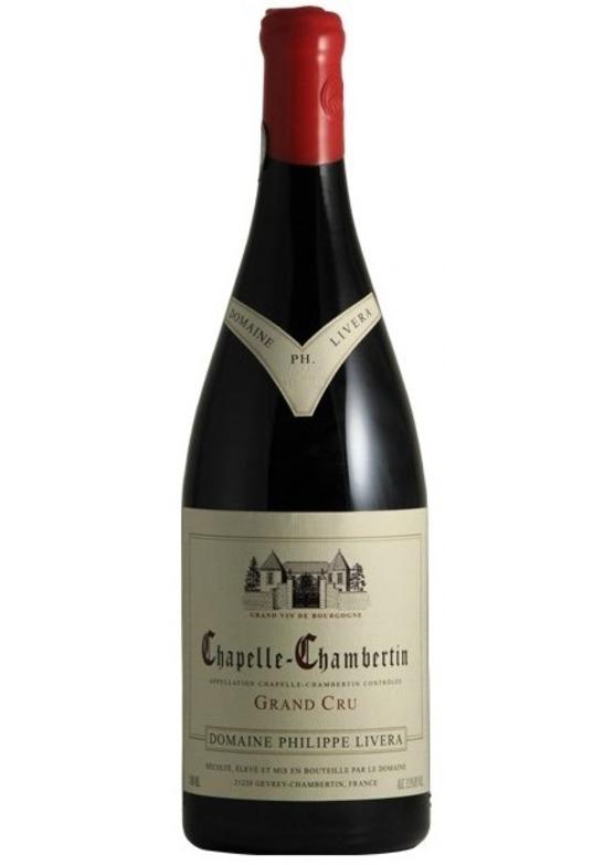 2017 Chapelle-Chambertin Grand Cru, Domaine Philippe Livera