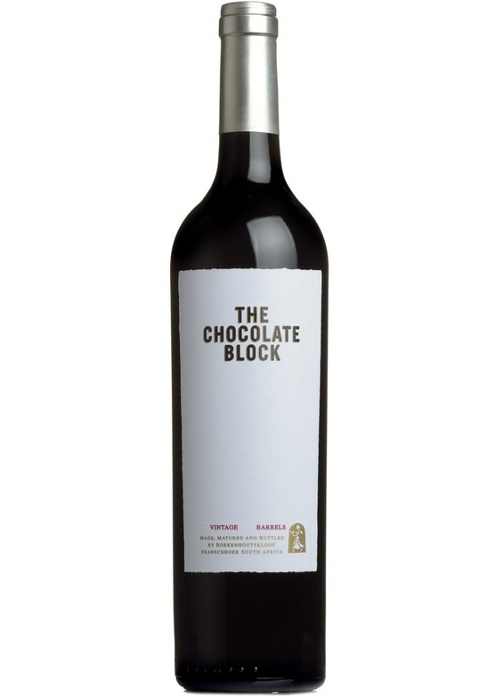 2018 The Chocolate Block Shiraz , Boekenhoutskloof, Franschhoek