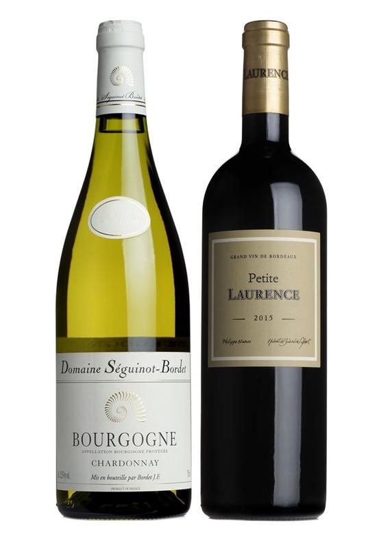 Claret & Burgundy Taster Case