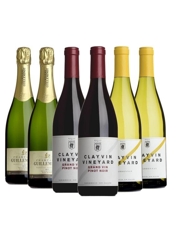 Family Vineyards Wine Taster Case