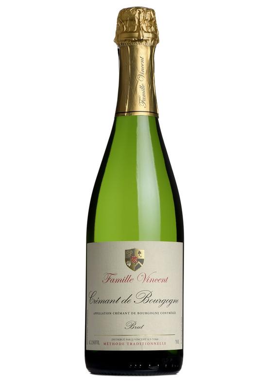 Crémant de Bourgogne Brut, Famille Vincent