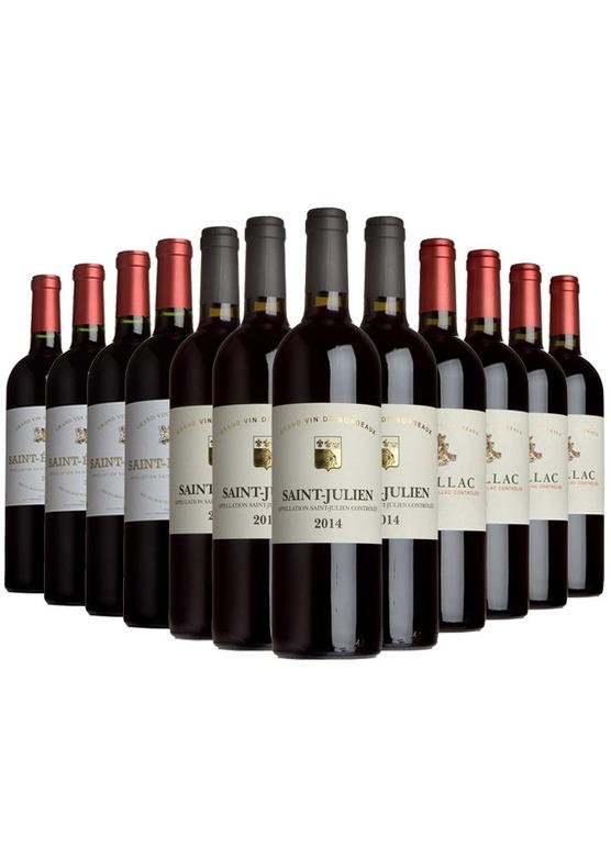 Declassified Bordeaux Mixed Case