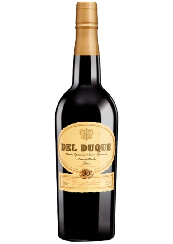 Del Duque 30yo Amontillado, Gonzalez Byass (half)