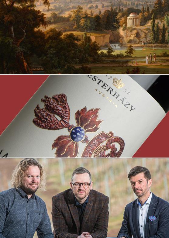 Estoras Pinot Noir Esterházy, Burgenland 2017