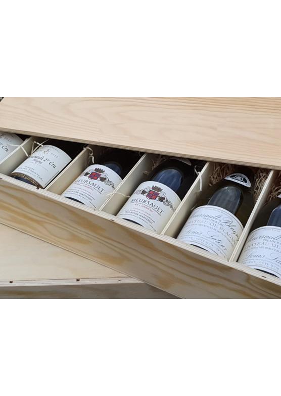 Perfect 2017 Meursault Wine Case
