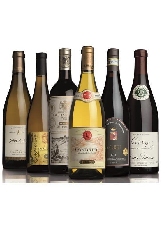 Fine Wine Six Pack