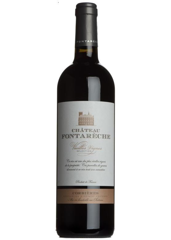2018 Corbières Rouge Vieilles Vignes, Château Fontarèche