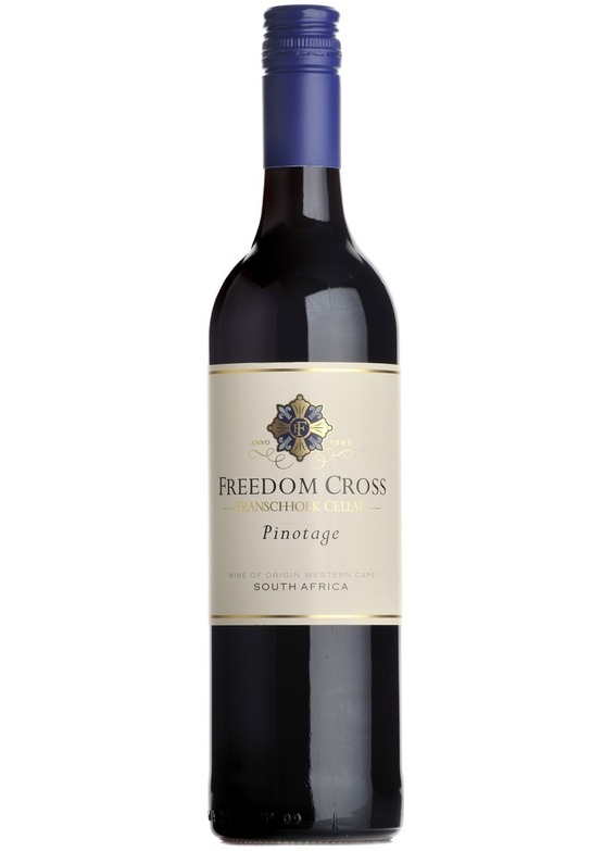 2019 Pinotage, Freedom Cross, Franschhoek