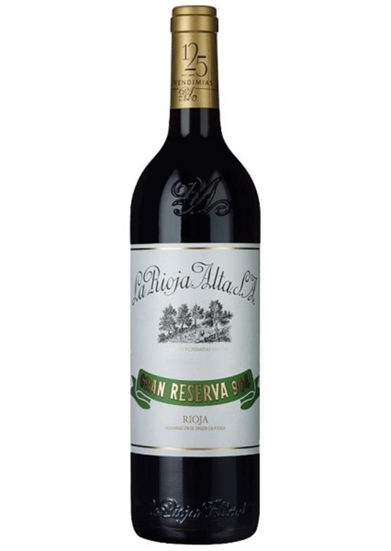 2011 Gran Reserva 904, La Rioja Alta