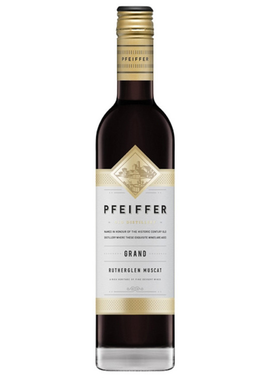 Grand Muscat, Pfeiffer, Rutherglen (50cl)