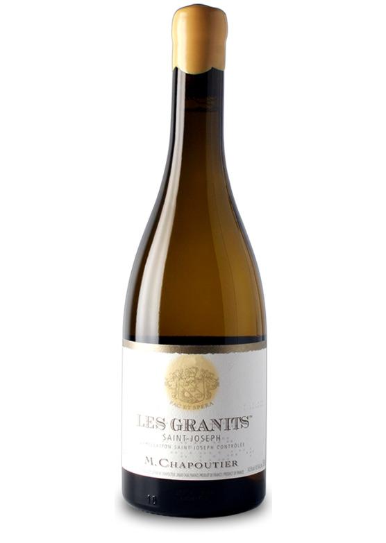 2019 St Joseph 'Les Granits' Blanc, M. Chapoutier