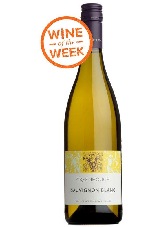 2018 Sauvignon Blanc, Greenhough, Nelson