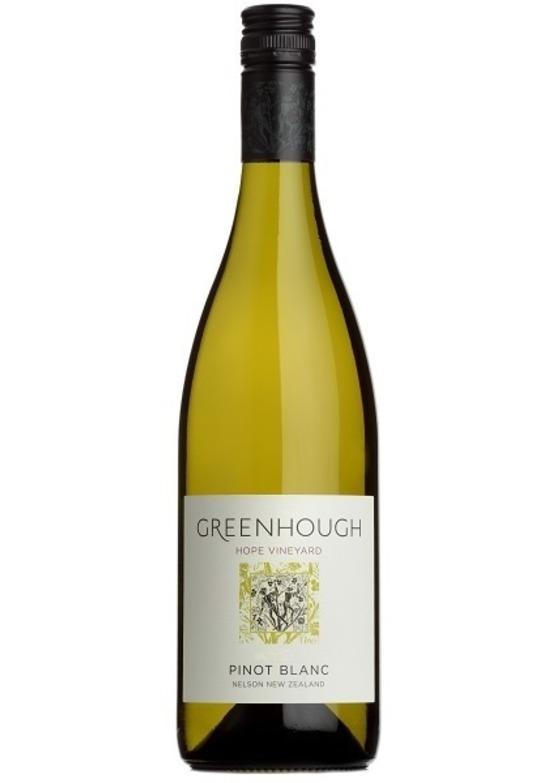 Pinot Blanc 'Hope Vineyard', Greenhough, Nelson 2015
