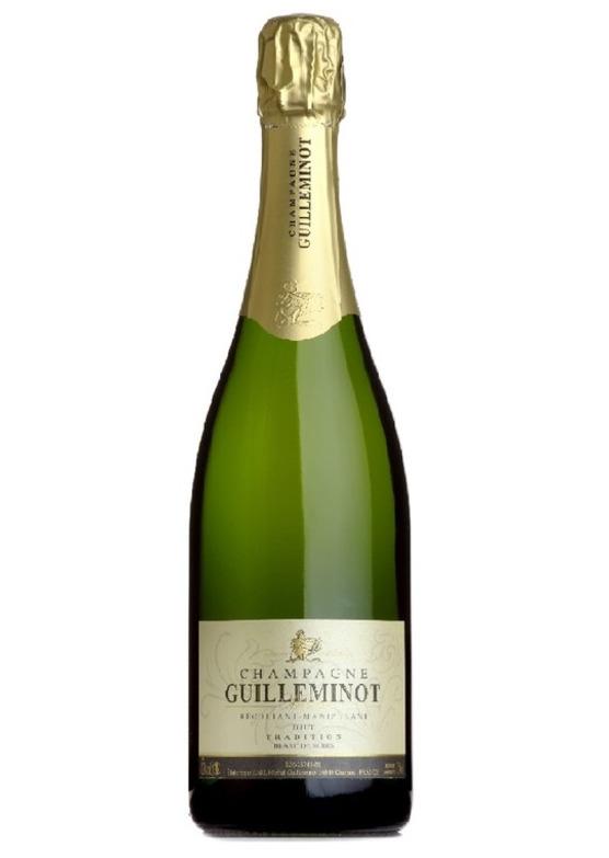 Brut Tradition, Champagne Michel Guilleminot (half bottle)