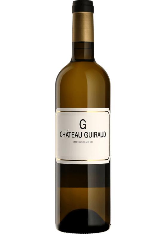 2018 G de Château Guiraud, Bordeaux