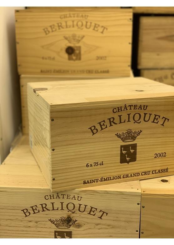 Château Berliquet, Saint-Emilion Grand Cru 2002