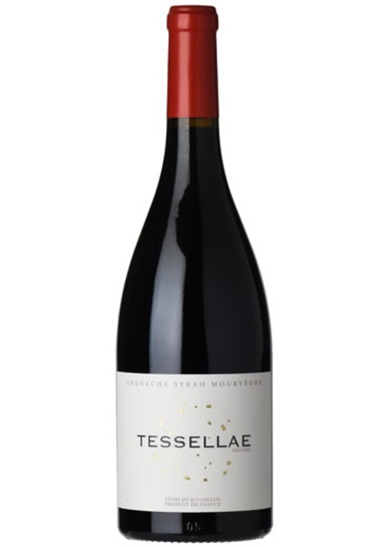 2016 Tessellae 'Old Vines' Grenache Syrah Mourvèdre, Tessellae, Côte du Roussillon