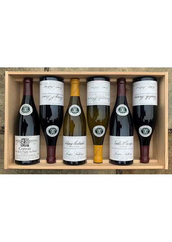 Louis Latour 2016 Vintage Fine Wine Case