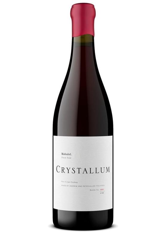 2019 Pinot Noir 'Mabalel', Crystallum, Western Cape