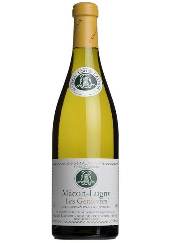 Mâcon-Lugny 'Les Genièvres', Louis Latour 2019