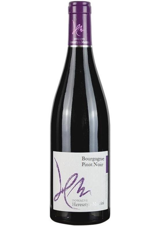 2017 Bourgogne Pinot Noir, Domaine Heresztyn-Mazzini